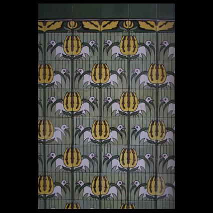 Holland nv fa ence en tegelfabriek capriolus collectable ceramics keramiek galerie - Deco herstel ...